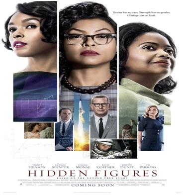 Bitiş Çizgisini Belirleyen Kadınlar: Hidden Figures