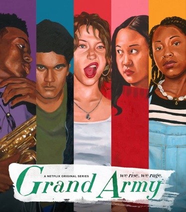 Grand Army: Liseli Gençler ve Kaotik Hayatları