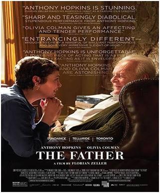 """The Father: """"Yaşam bundan ibarettir, gecenin içinde son bulan bir ışık parçası…''"""